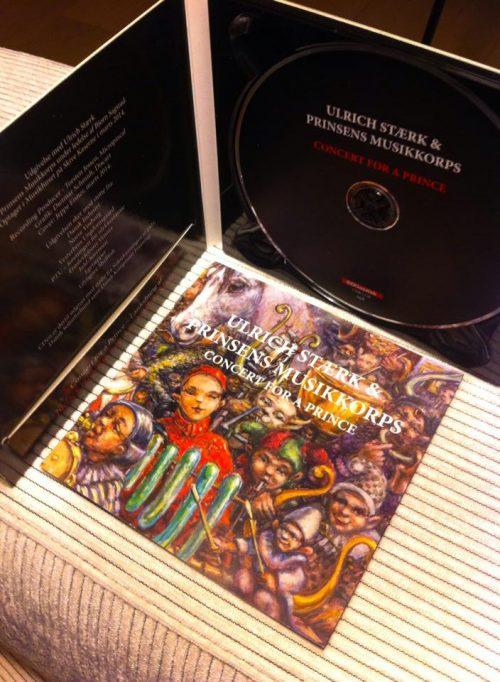 """""""Prinsens"""" Musik CD-0"""
