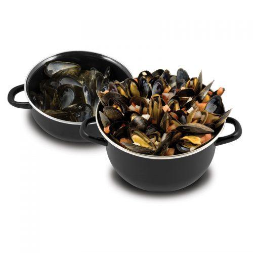 4 stk. Muslingegryder - Webshop - Glyngøre Shellfish